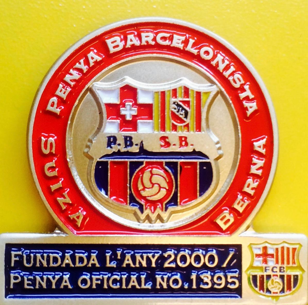 Pin oficial